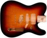 Fender® Korpus/Body Nashville Telecaster HSS 3-Tone Sunburst