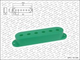 Single Coil Cover / Single Coil Kappe in grün