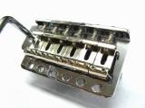 Vintage Tremolo chrom Blechreiter Saitenabstand 10,8mm