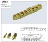 LP-Style Tun-O-Matic Bridge/Brücke gold 73mm