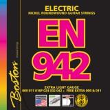 E-Gitarren Saiten, Gitarren Saiten Boston Extralight 09-42