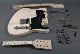 E-Gitarren-Bausatz II Doppelhals Gitarre + Mandoline