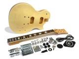E-Gitarren-Bausatz MLP Standard Mahagoni, geschraubter Hals
