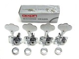 Dixon Bass Mechaniken/Tuner 1 Satz 4 links chrome